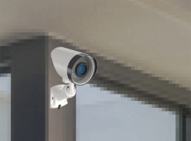 Wireless outdoor camera in Florida